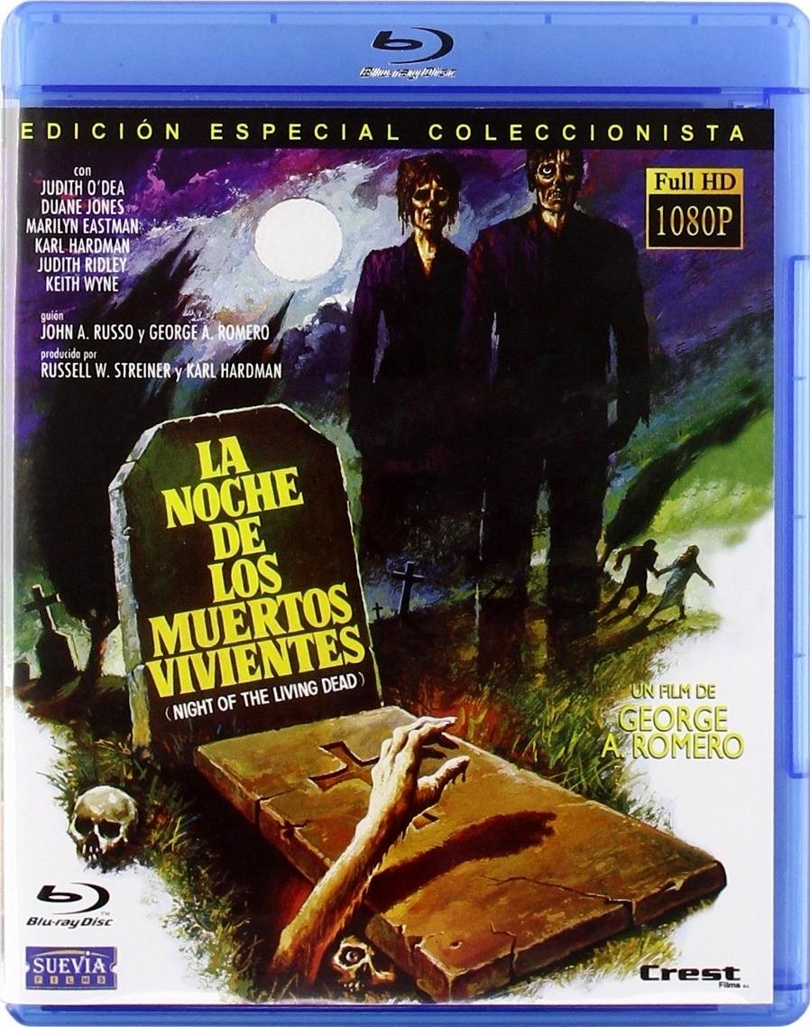 Night of the Living Dead (1968)La Noche de los Muertos Vivos